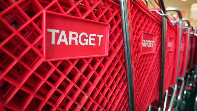 In Scottsdale, Ariz., a shopper recorded herself destroying a display of face masks in Target in a video that has gone viral.