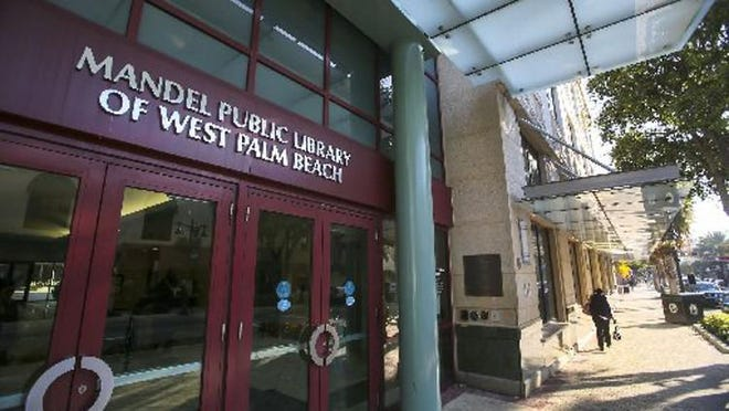 Youngsters visiting the Mandel Public Library in West Palm Beach can enjoy lunch and a snack on weekdays in a program in cooperation with the School District of Palm Beach County.