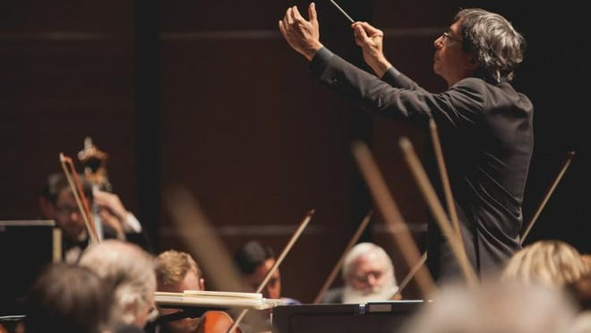 Playing at Riverbend Church, the Austin Symphony, led by Peter Bay, spread the precious gift of orchestral music regained.