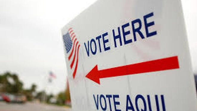 Today is election day for candidates and ballot initiatives in Florida municipal races.