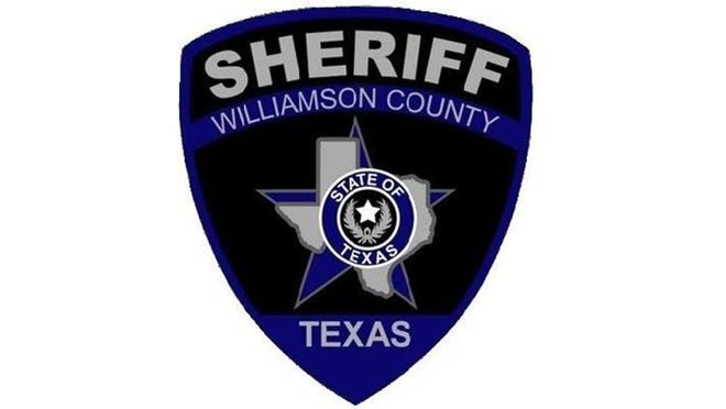 Williamson County sheriff's office badge