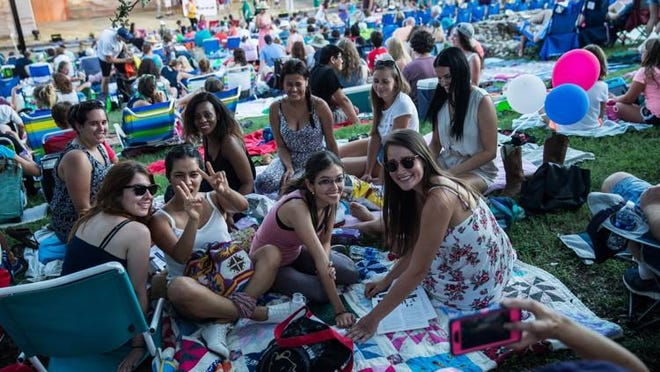 There will be no Zilker Hillside Musical blanket parties in 2020.