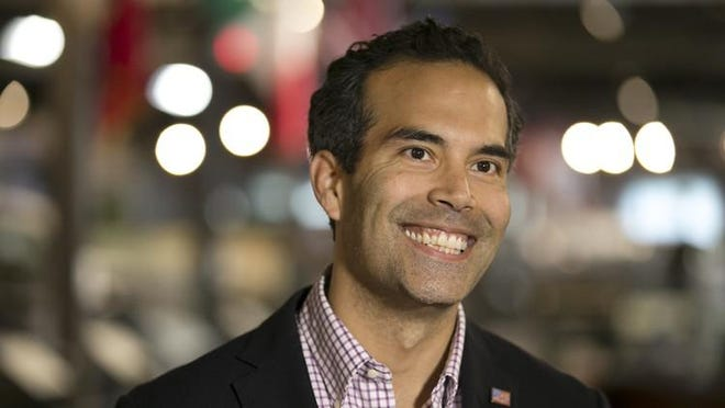 State Land Commissioner George P. Bush, shown in this 2017 file photo.