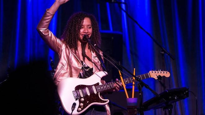 Jackie Venson will perform Friday, Aug. 28, as part of the Love & Lightstream Drive-In event.