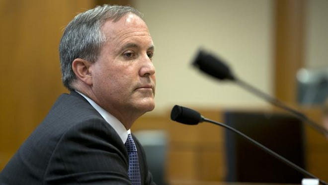 Texas Attorney General Ken Paxton and Gov. Greg Abbott on Thursday responded to the Austin City Council's decision to cut $150 million from the Austin Police Department budget.