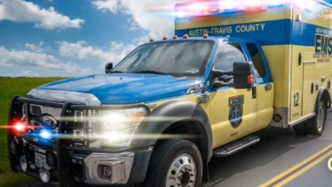 Austin-Travis County EMS officials on Friday said at least one person died from a car crash in Southeast Austin.