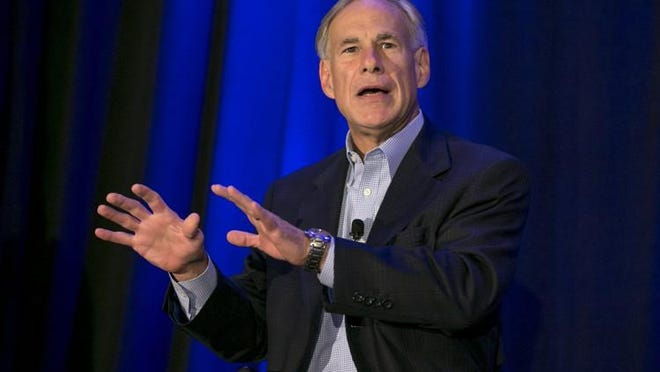 Any city that defunds police departments will have its property tax revenue frozen, Gov. Greg Abbott said last week.