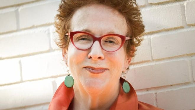 Susan Hawkins Sager is a fellow pilgrim who has also been ordained as interfaith clergy.
