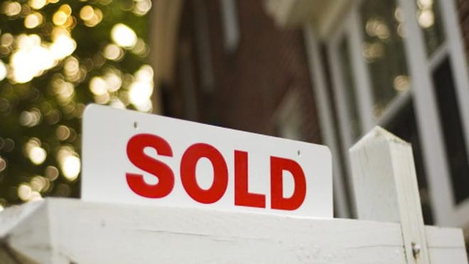 Contracts for previously owned U.S. homes surged in May by 44.3%, the most ever, as states began to reopen from coronavirus lockdowns, according to the National Association of Realtors' index of pending home sales released Thursday. (AP photo0