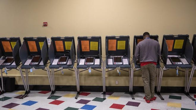 Texas is fighting a court order to change the way it handles online voter registration.