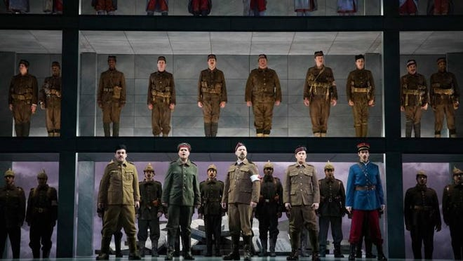 """One of the highlights of recent Austin Opera seasons was its staging """"Silent Night,"""" a Pulitzer Prize-winning opera based on the 2005 film """"Joyeux Noël,"""" in early 2019."""