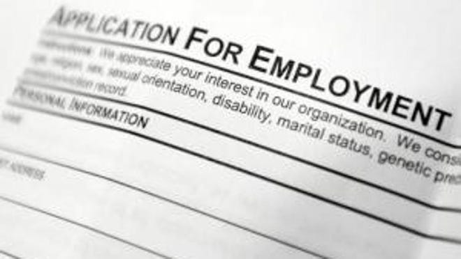 New Hampshire's unemployment rate for September was 6%, a slight decrease from August, officials said Wednesday, Oct. 14, 2020.