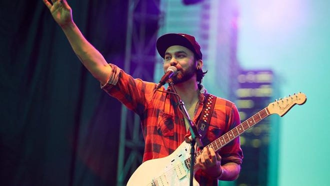 Shakey Graves celebrates the release of his new album ?Can?t Wake Up? at Stubb?s on June 16. Dave Creaney/AMERICAN-STATESMAN