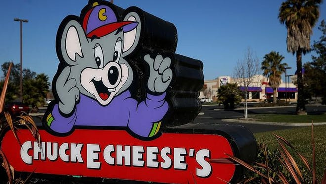 Chuck E. Cheese has filed for bankruptcy protection on Thursday.