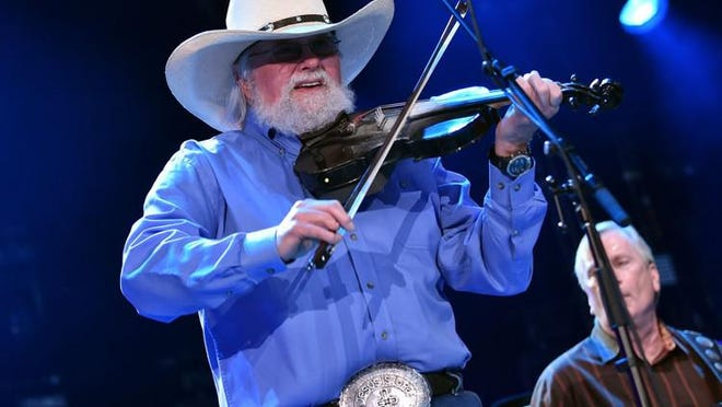 The Charlie Daniels Band along with The Marshall Tucker Band will perform Saturday at the Pompano Beach Amphitheater. Larry Busacca / Getty Images