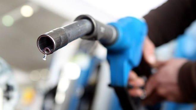Gas prices in Michigan were averaging $2.11 per gallon Monday morning, Aug. 31.