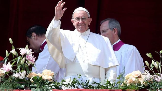 Pope Francis called for civil unions for same-sex couples in a documentary film released last week.
