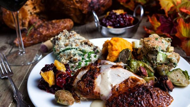 Farmer's Table restaurant in Boca Raton will serve a prix fixe menu with a vegan option on Thanksgiving Day.