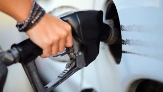 Gas prices in Michigan fell 2.2 cents over the past week.