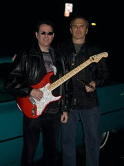 The Preachers will reunite March 17 for a show at Ventura's Hong Kong Inn to benefit victims of the Thomas Fire. Shown here are Dave Reo, left, and Brian Batchley.