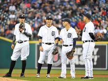 Go through the gallery to see Chris McCosky's midseason analysis and grades on the Tigers' players and manager Brad Ausmus.