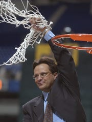 Tom Crean helped lead Marquette to the 2003 Final Four.