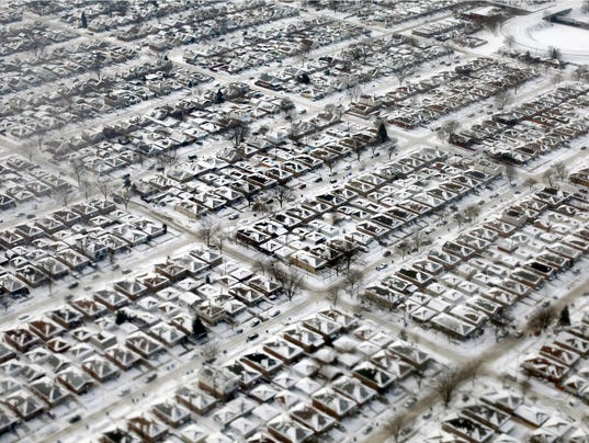 Homes in Chicago
