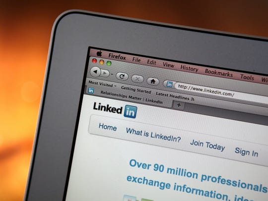 LinkedIn and other social media sites are a start for