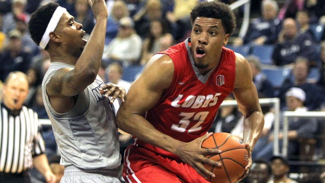 New Mexico forward Tim Williams is part of a strong one-punch punch for the Lobos. Nevada plays at New Mexico on Saturday.