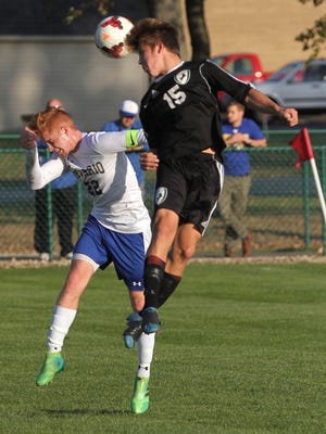 The Ontario boys soccer team was host to Clear Fork on Thursday evening.