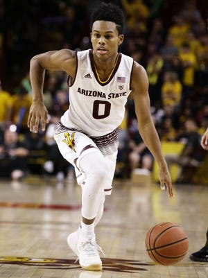Tra Holder scored 35 on 13-of-15 shooting.