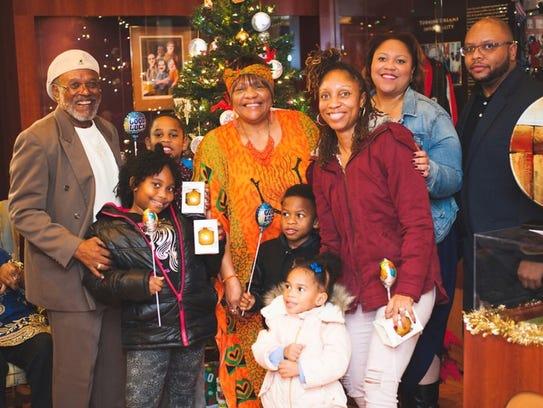 Retirement Celebration – Lu Porter's many years in