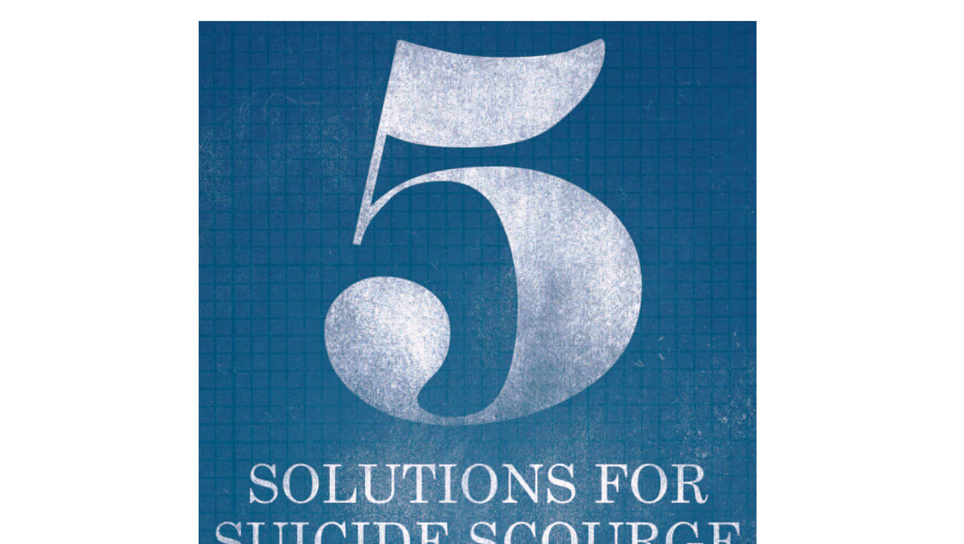 Chapter Three: 5 solutions for teen suicide scourge
