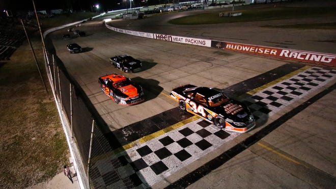 Wisconsin International Raceway is among the attractions in the Kaukauna area.