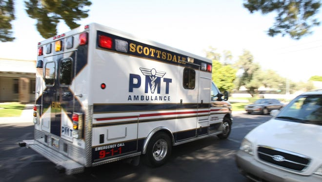The health system that owns and operates St. Joseph's Hospital and Medical Center is seeking state approval to operate its own ambulances. But Dignity Health'sdecision to pursue its own non-emergency transportation has met stiff resistance from current ambulance providers seeking to protect their turf.