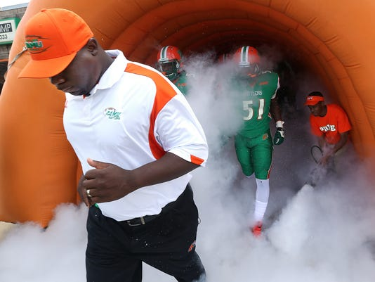 FAMU-TSU gameday