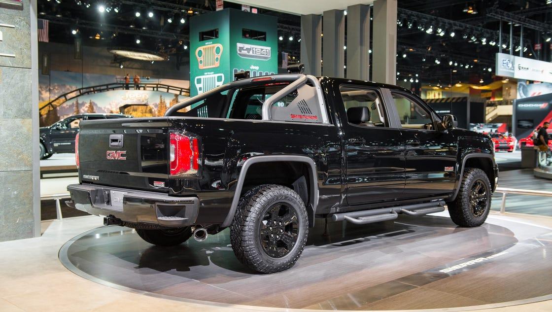 truck review 2016 gmc sierra 1500 all terrain. Black Bedroom Furniture Sets. Home Design Ideas