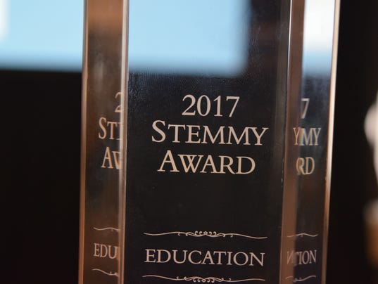 New Berlin STEMMY award