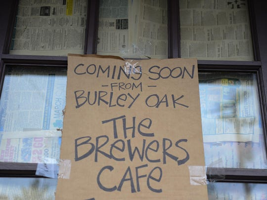 "Burley Oak Brewing Company will be opening a new location soon called ""The Brewers Cafe"" located on Jefferson Street in downtown Berlin. Wednesday, May 31, 2017."