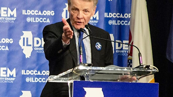 A meeting in the probe into the involvement of Speaker Michael Madigan, above, and ComEd was postponed for Thursday.