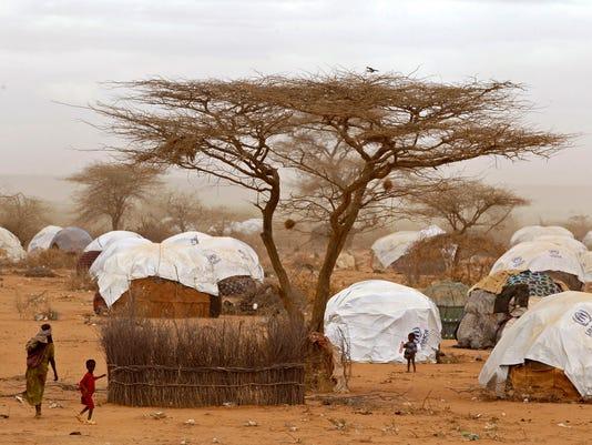 AP TRUMP TRAVEL BAN SOMALI REFUGEES I FILE KEN