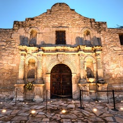 Remember the Alamo: Photos of the San Antonio landmark