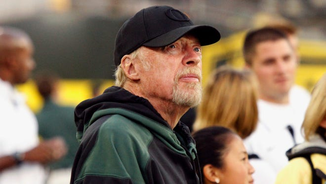 Phil Knight has donated more than $300 million to the Oregon athletic department, according to according to a person familiar with the donations.