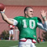 Chad Kelly has been named Ole Miss' starting quarterback for the season opener, but the competition is closer now, Hugh Freeze says.