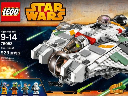 Ghost LEGO