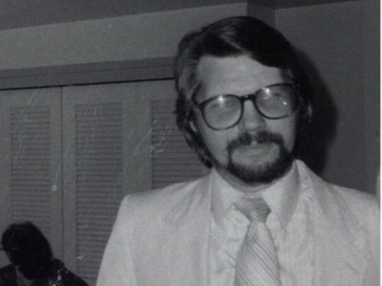 Ric Swierat during his early days as executive director