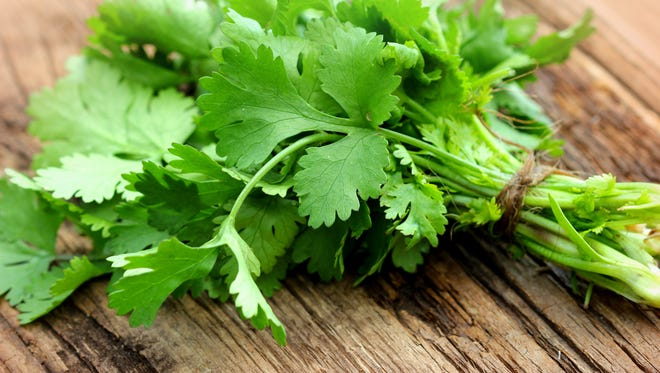 There is a partial import ban on cilantro from Peubla, Mexico, according to the FDA.