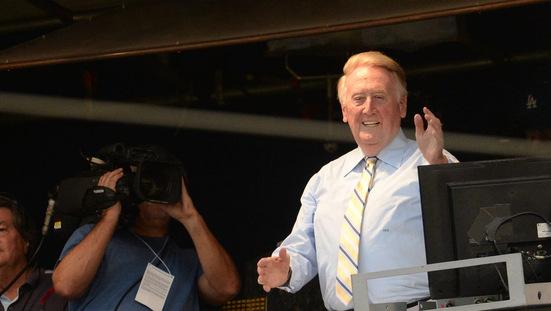 how to get vin scully autograph
