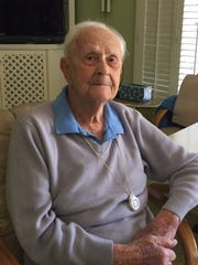 Longtime Indian Wells Country Club resident Larry Matthews