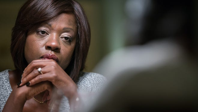 Martha Schulman (Viola Davis) is worn down by troubles in the courtroom and at home.
